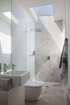 Is To Me | Interior inspiration | Bathroom | Humble House by Coy Yiontis Architects