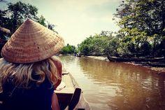 Exploring the Mekong Delta in Vietnam