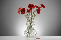 Beautiful VASE - handmade glassware > interior design Find it on: www. Vases, Interiores Design, Glass Vase, Handmade, Beautiful, Home Decor, Hand Made, Craft, Interior Design