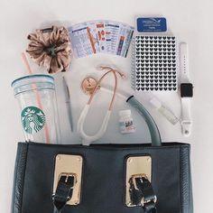 Nursing Goals, Nursing School Notes, Medical School, Medical Humor, Nurse Humor, Medical Students, Nursing Students, Nursing Student Gifts, Work Bag Essentials