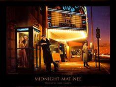 Midnight Matinee by Chris Consani