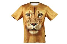 [READY STOCK] Kaos 3D Gold Lion. AVAILABLE SIZE : Size XXL (LD:60cm,P:77cm). PRICE : Rp.150.000,-. ORDER : SMS 081212415282 atau add Pin BB 26e6d360. Facebook Fan Page : Mayorishop Online (http://facebook.com/mayorisonline). Reseller Welcome :)