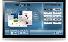 Digital Signage Software Implementation