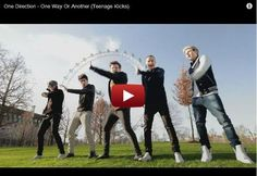 The Boys Of One Direction Turn A Creepy Song Adorable In This 'Self Shot' Video They Made For Charity