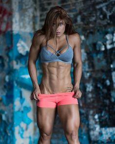 Amazing Abs ❤️ www.OnlyRippedGirls.com