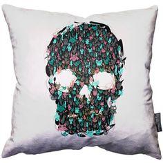 Birds Brain Throw Pillow, $58, now featured on Fab.