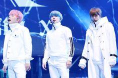 Monsta X Kihyun, Wonho & Hyungwon