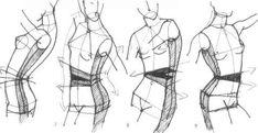 Upper Body Sketch