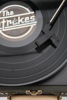 Loving my new Strokes Vinyl