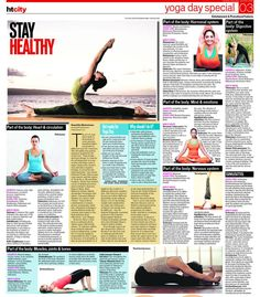 On #InternationalDayofYoga here are asanas you can do to stay healthy https://twitter.com/Bdeepshikha/status/612520308134653952 …
