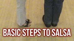 for more salsa dance lessons videos! Learn the basic steps to salsa dancing free. This salsa dance video is a 'practice with us' salsa dance video. So, I hope you enjoy the basic steps to salsa dancing for beginners. Salsa Dance Video, Salsa Dance Lessons, How To Dance Salsa, Dance Tips, Dance Videos, Dance Moves, Dance Workouts, Salsa Dancing Steps, Learn Salsa