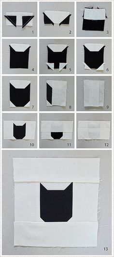 how to make a cat block