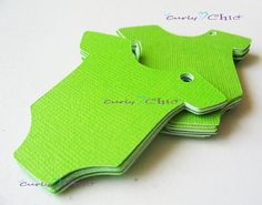 80 Baby Onesie Tags Size 3 In Nontextured or by CurlynChic on Etsy, $6.20