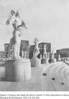 Roma: capital de un Imperio bajo el signo de la biología política (1936-1942)