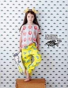 Aquarium Watermelon Pants
