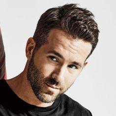 Ryan Reynolds Blake Lively Family, Mens Hair, Head Shots, Ryan Reynolds, Hollywood Star, Celebs, Celebrities, Haircuts For Men, Film