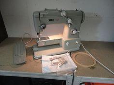 Elektrische Freiarm Nähmaschine Pfaff 362 Automatic | eBay