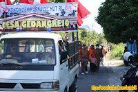 karnaval kecamatan karangmojo