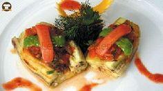 Zeytinyağlı Közlenmiş Patlıcanlı İmambayıldı