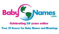 Search the most popular baby names and meanings, boy names, girl names, unique baby names, celebrity baby news, and more. What does your name mean?