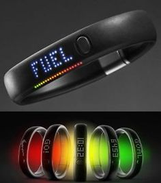 Nike Plus + Fuelband Fuel Band S Small Wristband Bracelet Fitness Step Counter