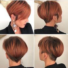 "1,517 Likes, 18 Comments - @boblovers on Instagram: ""@lavieduneblondie #bobhaircut #undercut #carrè #sidecutstyle #bobhairstyle #rasatura #shorthair…"""