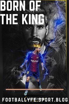 The greatest off all times footballer, king of the king Active And Passive Voice, Leonel Messi, Good Soccer Players, King, Times