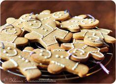 Ho Ho Ho! Die Gingerbread-Männchen sind los!