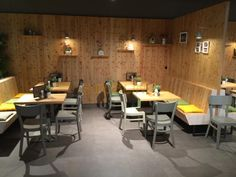 Merkur markt - zariadenie reštaurácie