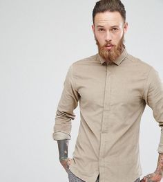 Get this Heart & Dagger's basic shirt now! Click for more details. Worldwide shipping. Heart & Dagger Skinny Cord Shirt - Beige: Shirt by Heart Dagger, Soft-touch corduroy, Spread collar, Concealed button placket, Curved hem, Skinny fit - cut very closely to the body, Exclusive to ASOS. Heart Dagger welcomes ASOS to The House of Heart Dagger with an exclusive tailoring collection. A House which has been built on the very foundations that it strives to uphold and take forward: timeless style…