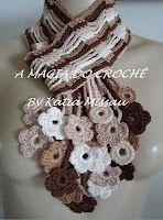 cachecoll.cuello en crochet