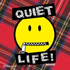 stay in and enjoy the quiet life... Free download of all smiley icons  at www.smiley.com