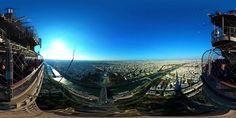 【RICOH THETA S】360 Experience