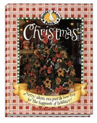 Gooseberry Patch Christmas Cookbook...the first book in our partnership with Oxmoor House.