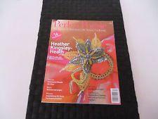 PERLEN POESIE MAGAZINE Nr.13 2012 (GERMAN) HEATHER KINGSLEY-HEATH