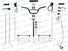 wiring       diagram    for chinese 110 atv     the    wiring       diagram      eds   Pit bike  Atv  Kids atv