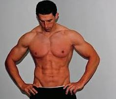 Adonis Golden Ratio workout....