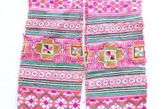 DIY with HMONG Vintage Collector Fabric #ethniclanna #textiles