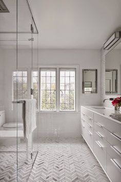 Disclosure: This is a sponsored post on behalf of Ecco Hardware, supplier of beautiful frameless glass solutions for bathrooms. All opinions are my own. The truth is, I have a crush on frameless glass. There's nothing like it for making a bathroom look open and airy and twice the size. In fact, if I could... Read more