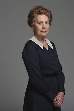 "Downton Abbey S2 Penelope Wilton as ""Isobel Crawley"""