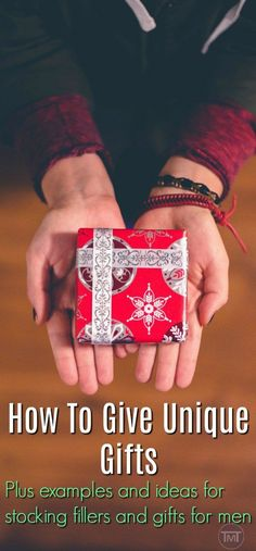 How to give and think of unique gifts for your loved ones over Christmas. Plus some ideas on stocking fillers and gifts for men that are quirky and cool! Christmas Gift Exchange Games, Family Christmas Gifts, Christmas Projects, Christmas Decor, Unique Gifts For Employees, Unique Gifts For Him, Stocking Fillers For Men, Employee Gifts, Diy For Kids
