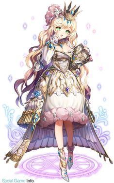 スクエニ、『グリムノーツ』で新たに『鏡の国のアリス』の想区を追加 白の騎士、赤の女王、白の女王、ハンプティ・ダンプティら新キャラも登場 | Social Game Info