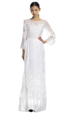 Gorge, gorge, gorge dress for a casual wedding:  Philosophy di Alberta Ferretti