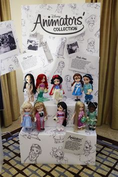 Animators Collection dolls by Glen Keane and Mark Henn-I can't decide!!