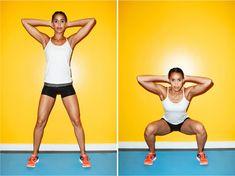 3 шикарных упражнения, которые помогут вам достичь совершенства. Распечатать, повесить на стенку и выполнять каждый день ?