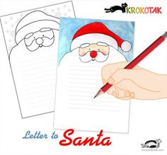 We have prepared a letter to Santa template for you. You just have to print it and...