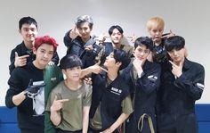 EXO - 160628 Official EXO-L website update Credit: Official EXO-L website.