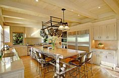 Beverly Hills Farmhouse and Houzz