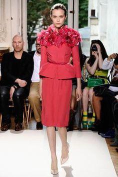 Défilé George Hobeika haute couture automne-hiver 2012-2013