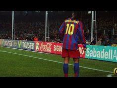 79. Ronaldinho -The Most Skillful Player Ever - FC Barcelona